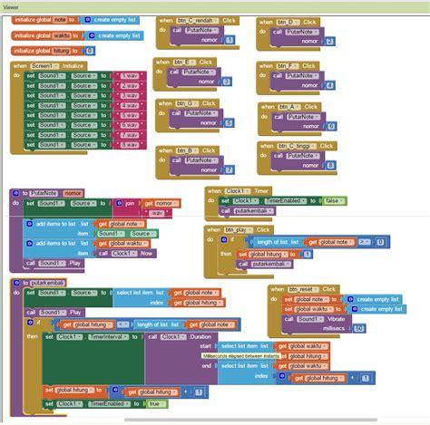 modul membuat storyboard modul 5 membuat aplikasi alat musik xylophone dengan app