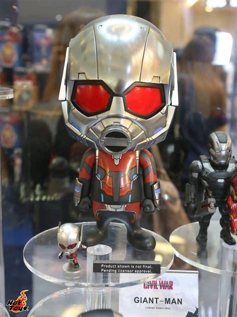 Toys Cosbaby Vision Civil War Ori captain america civil war toys revealed at toysoul