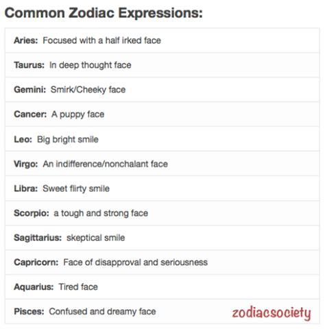 zodiac signs zodiac society