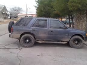 1996 Isuzu Rodeo Parts 1996 Isuzu Rodeo