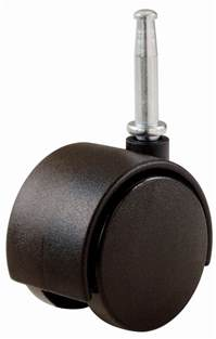 Office Chair Caster Without Stem 2 Inch Office Chair Caster Wheel 5 16 Stem 75 Lb