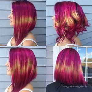 hair color patterns high voltage hair hair colors ideas