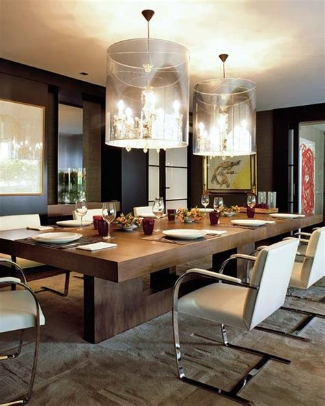 contemporary dining room best 20 contemporary dining table ideas on no