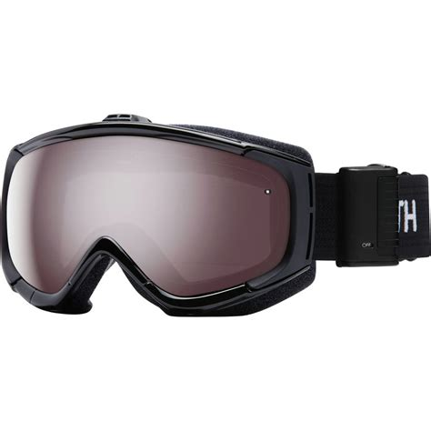 ski goggles with fan smith phenom turbo fan goggle backcountry com