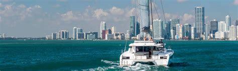 miami boat show feb 2019 boat shows leopard catamarans us
