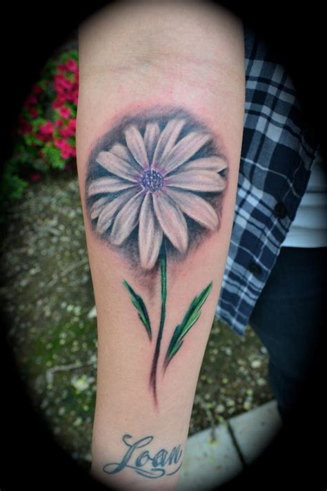 daisy flower tattoos tattoos designs ideas and meaning tattoos for you