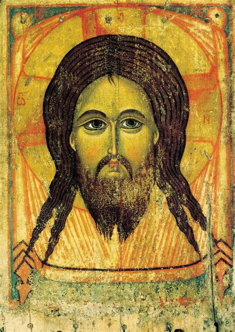 die happy icon of the holy mandylion of christ 1st half