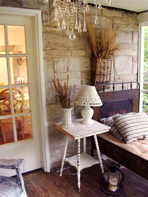 rustic shabby chic home decor shabby chic decorating ideas for porches and gardens