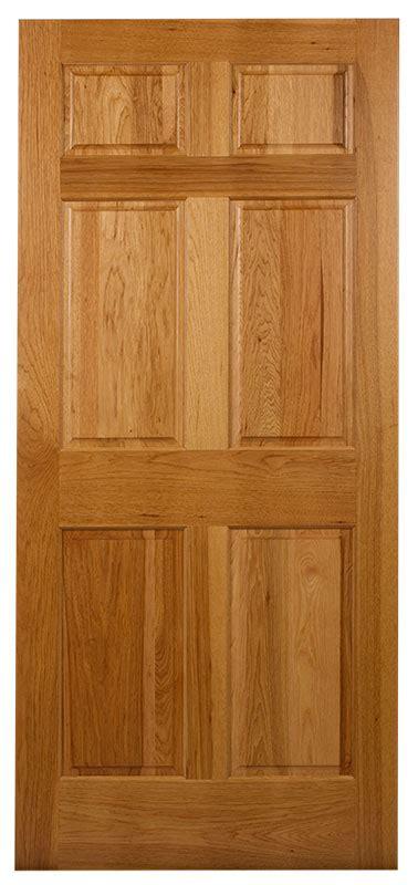 Prehung Hickory Interior Doors by Hickory Interior Doors Ktrdecor
