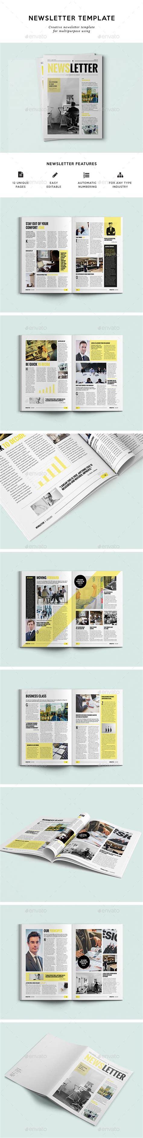 free zeitschriftenlayout die 25 besten ideen zu newsletter layout auf pinterest