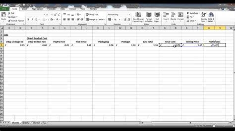 profit loss statement template excel samplebusinessresume com