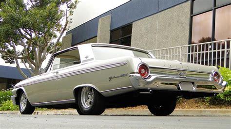 1962 Ford Galaxie 500 4 Door Sedan by 1962 Ford Galaxie 500 Xl 2 Door Coupe Barrett Jackson