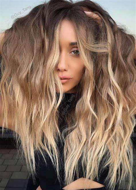 does black hair or blonde hide wrincles 50 magnifiques couleurs cheveux tendance 2017 coiffure
