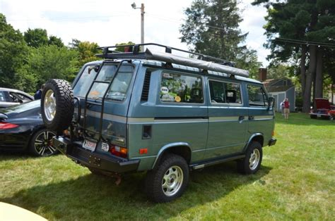 volkswagen vanagon lifted vanagon roof rack google search vanagon ideas