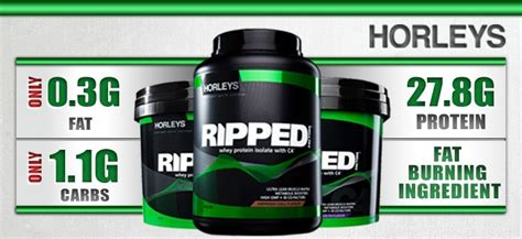 Horley Whey Protein horleys ripped factors review sporty s health