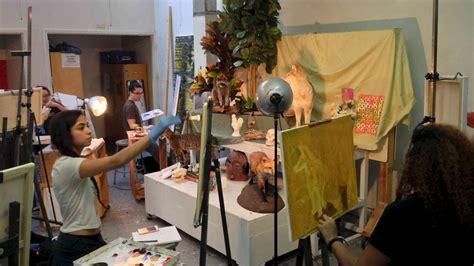 painting in school painting programs degrees school of