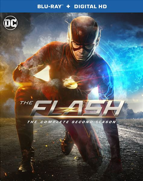 The Flash 2 the flash dvd release date