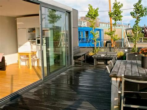 airbnb houseboat amsterdam houseboat centre airbnb