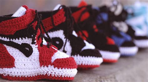knitted sneakers pattern this company makes knit air 1 knockoffs for your