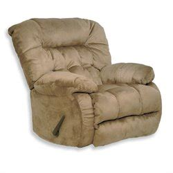 catnapper teddy bear chaise rocker recliner oversized recliners big man recliner big and tall