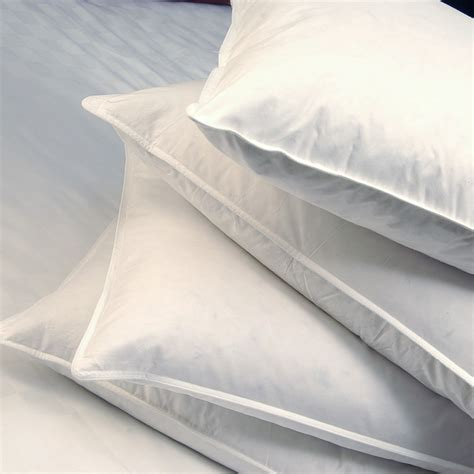 feather bed pillows standard euro goose feather pillows richard haworth