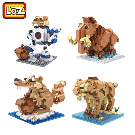 Loz Scrat 9732 Age Series buy wholesale age scrat from china age