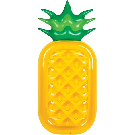 luchtbed luxe sunnylife luxe luchtbed ananas