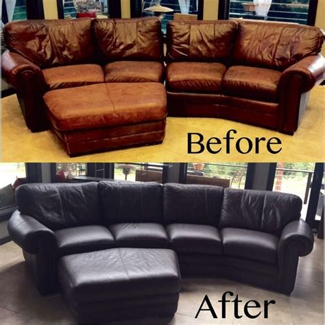 Leather Sofa Dyeing Service Leather Sofa Colour Repair Dyeing Leather Furniture Diy