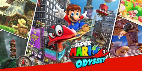 super mario odyssey becomes first title in the history of
