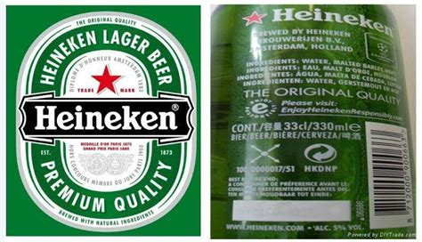 heineken light gluten free image gallery heineken alcohol