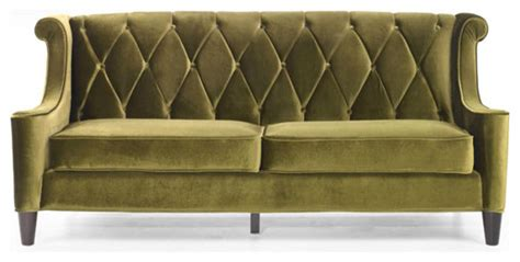 modern green velvet sofa modern green velvet sofa sofas by