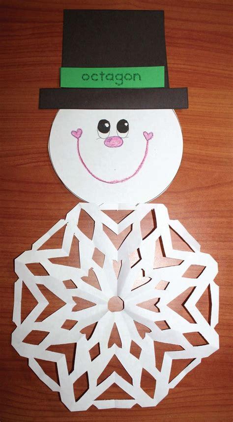 Snowman Paper Chain Template by Paper Snowman Paper Chain