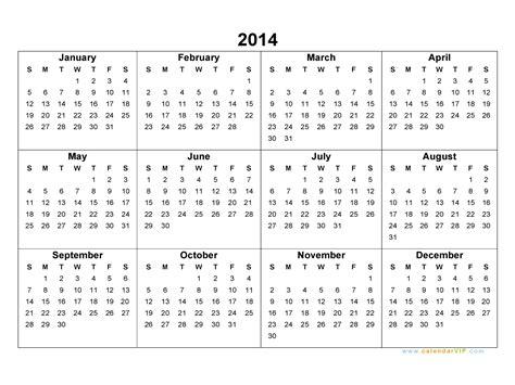calendar  template doliquid