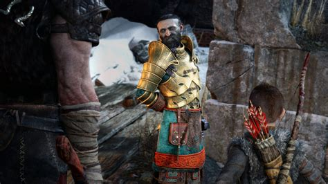 film god of war 4 video games kratos must teach his son to be a god in this