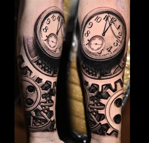 clock gears tattoo liam payne gets new half sleeve and reworks