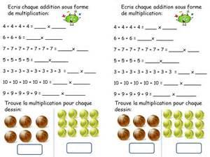 La Multiplication Ce1 La Classe De Corinne