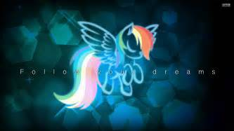 Cool My Follow Your Dreams Wallpaper My Pony Friendship