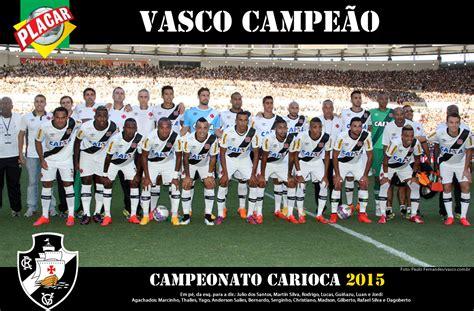 poster vasco poster vasco ce 227 o carioca 2015