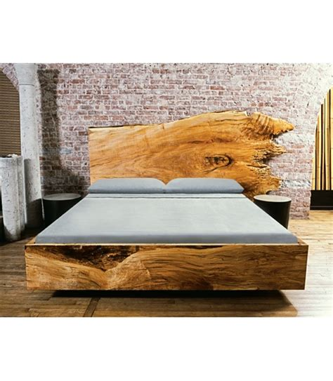Unique Bed Frame This Majestic Maple Bed Frame And Headboard Is Its Distinctive Quality Derives From
