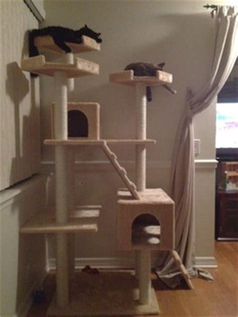 pet club cat tree beige home