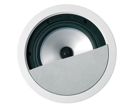 White Ceiling Speakers by Kef Ci200qr In Ceiling Speaker White Leconcepts