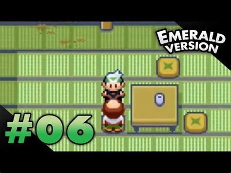 trick house emerald let s play pokemon emerald part 6 trick house youtube