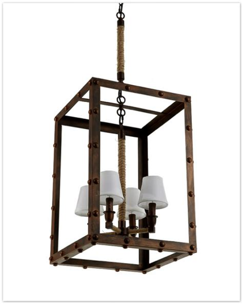 Rectangle Farmhouse Chandelier Make A Charming Home With Affordable Farmhouse Style
