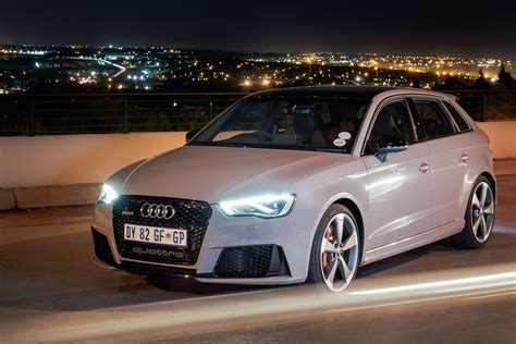 Test Audi Rs3 by One Day Test Audi Rs3 Sportback