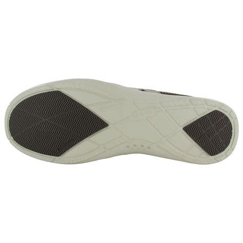 Sepatu Crocs Walu Accent crocs mens walu accent slip on loafer shoes ebay