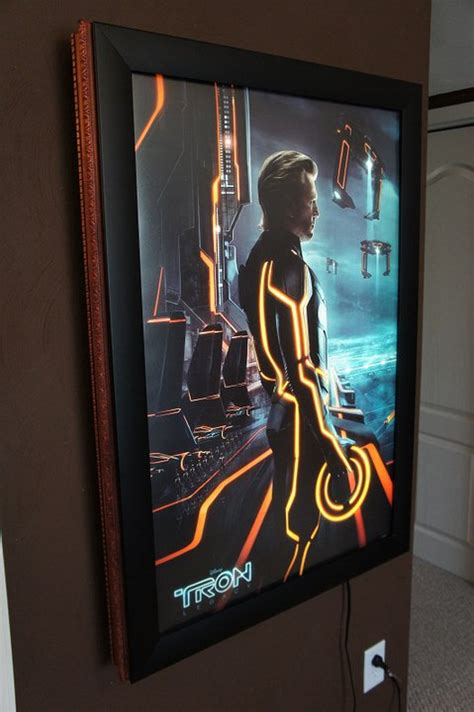 movie poster light box quality movie poster frames for any size movie poster