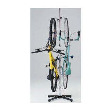 wandschrank velo support v 233 los minoura closet cyclist 2 bike stand
