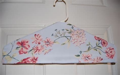 pattern for clothes hanger cover junie moon sewing clothes hanger covers