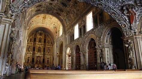imagenes artisticas novohispanas iglesias de oaxaca maravilla echa piedra noticiasnet