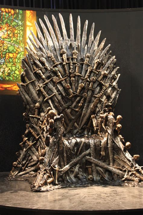 Iron Throne Chair by Of Thrones Iron Throne Replica By Devilblood On